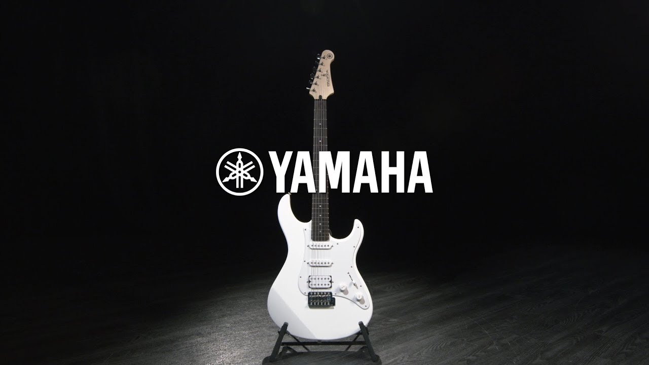 Yamaha Pacifica 012 Vintage White Gear4music Demo Youtube