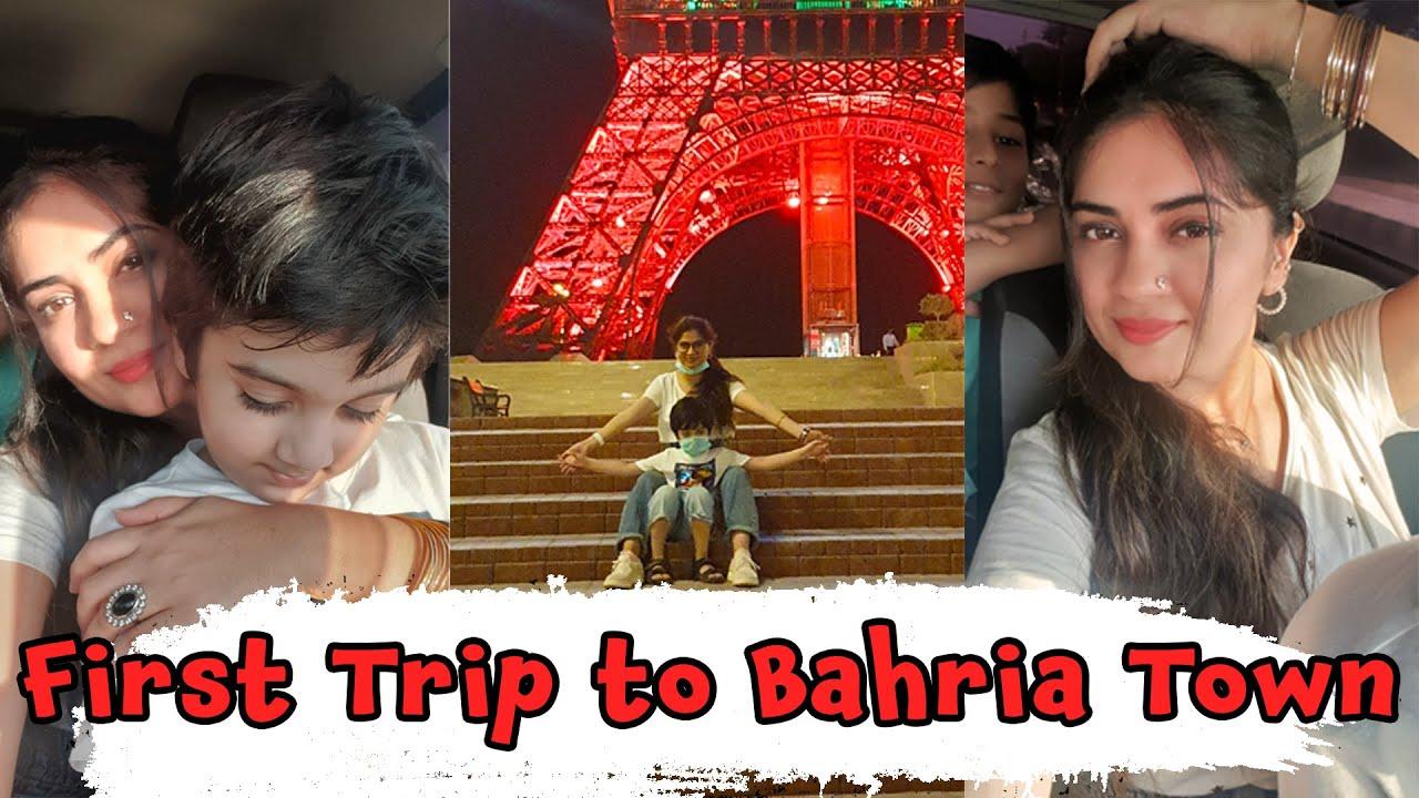 First Trip To Bahria Town Karachi