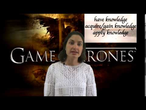Game Of Thrones English
