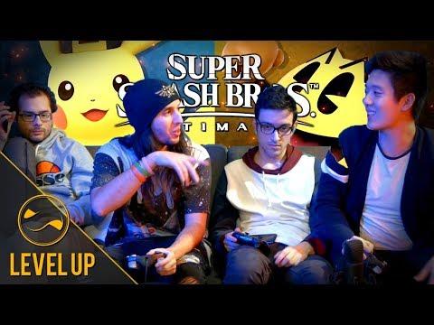 Des invités CHAUD BOUILLANT pour cette soirée Super Smash Bros. Ultimate ! thumbnail