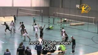 HC Elbflorenz 2006 vs. HSV Naumburg/Stößen 25:24