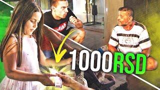 1 TAČAN ODGOVOR = OSVOJI 1000 DINARA