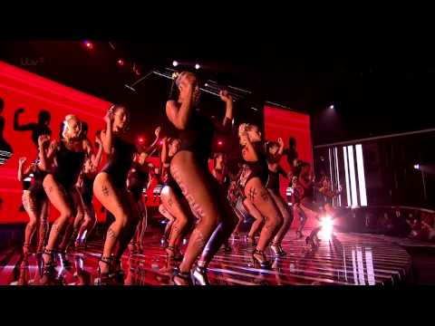 Robin Thicke - Blurred Lines  (X Factor UK - Series 10 / Live Show 2)