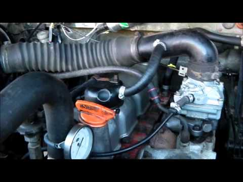 Land Rover Series 3 - Engine Service - YouTube