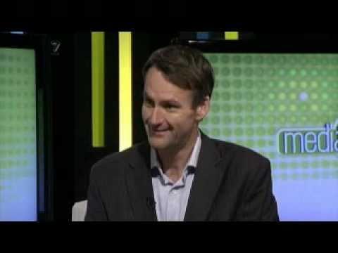 Bernard Hickey talks on TVNZ7 Media7