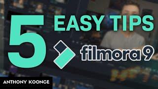 5 Easy Tips to Make Better Videos in Filmora 9