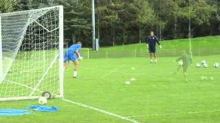 Cardiff City FC Academy using RESPONSEBALL