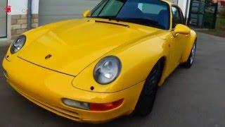 Porsche 911-993 Carrera 2 - Detailing