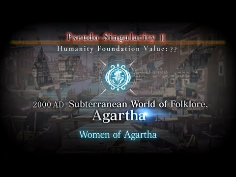 FGO: Epic of Remnant Part 183: Subterranean World of Folklore, Agartha
