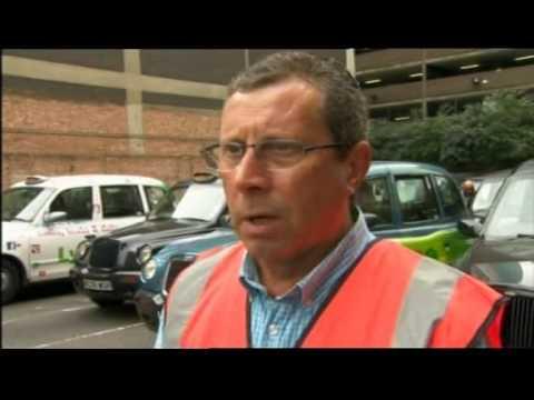 Birmingham: Black cabs are threatens to boycott New Street Station