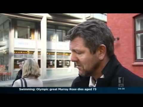Norway victim's father discusses being in court