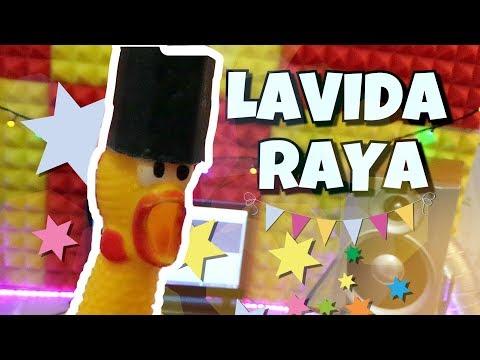 LAVIDA RAYA   Dato Seri Vida (DSV)   Covered by Rubber Chicken   (PARODY LYRIC VIDEO) #trending