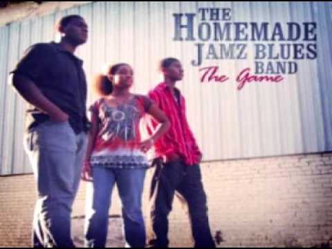 The Homemade Jamz Blues Band - Burned Down the House