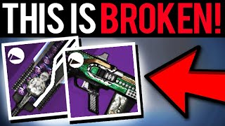 HOW TO GET THE 2 BEST WEAPONS IN GAME SUPER FAST TRICK! - Destiny 2