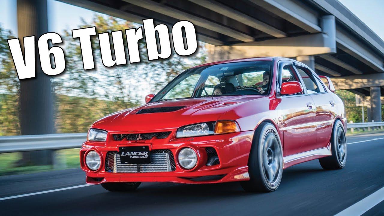 Mitsubishi Lancer / Mirage V6 Turbo 6G75 visita el dyno Vlog #2 | DIPR Vlogs