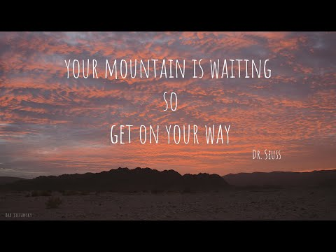 Your Mountain Is Waiting Youtube