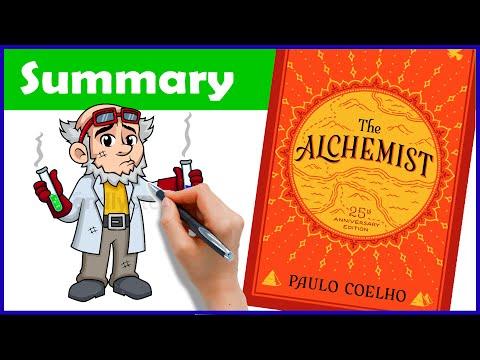 The Alchemist by Paulo Coelho | Animated Book Summary