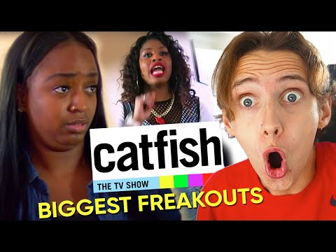 Reacting To MTV CATFISH For The FIRST TIME