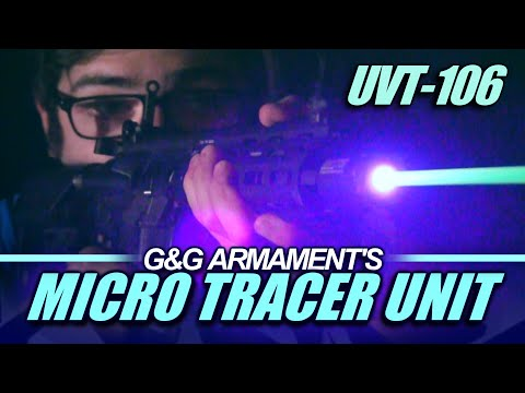 Is This The NEW BEST Tracer Unit In Airsoft? - G&G UVT-106