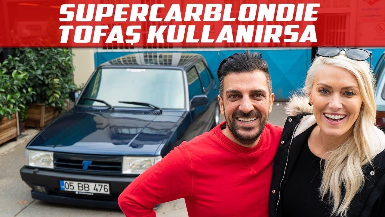 Supercar Blondie Tofaş Doğan Kullanırsa