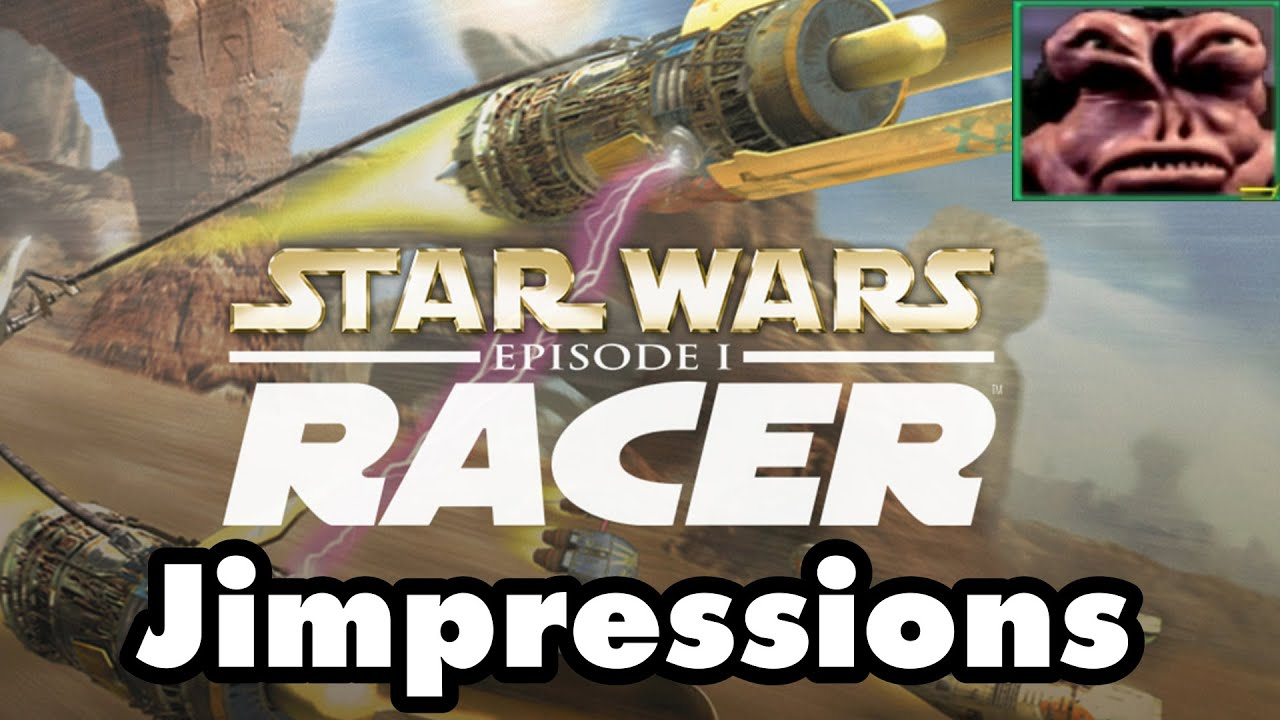 Star Wars Episode 1: Racer - My Sweet Galactic Trash Boy (Jimpressions)
