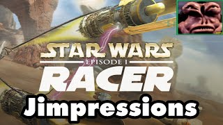 Star Wars Episode 1: Racer - My Sweet Galactic Trash Boy (Jimpressions) (Video Game Video Review)