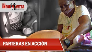 Gambar cover Ay, no llore mija, puje pues: el canto de las parteras del pacífico colombiano - Los Informantes