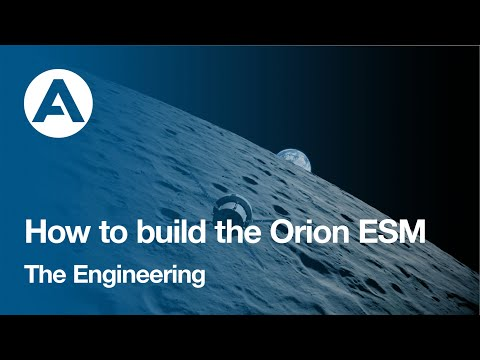How to build the Orion ESM - Engineering