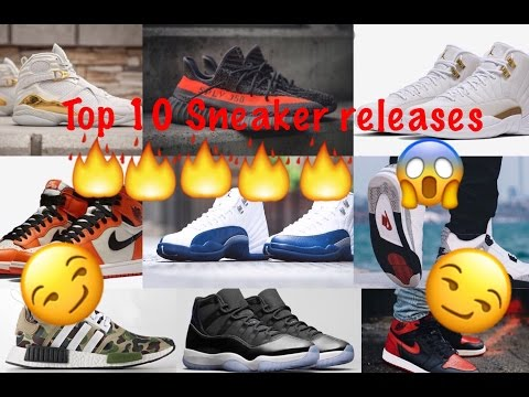 38e2ce9e3 MY TOP 10 SNEAKER RELEASES OF 2016!!! - Duration: 11:04. GEEK OF SNEAKERS  51 views