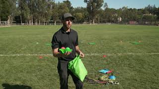 How to Create a Driving Range At A School!