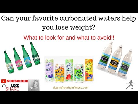La Croix | Can Carbonated Water Help You Lose Weight? | Carbonated Water