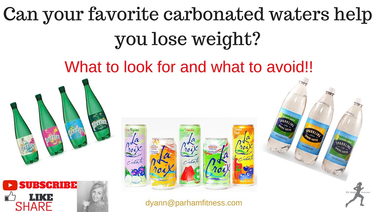 la croix   can carbonated water help you lose weight?   carbonated