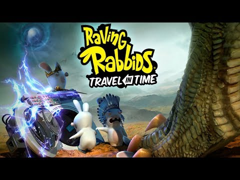 Raving Rabbids | Travel in Time | Episode 1 Wii | ZigZag Kids HD