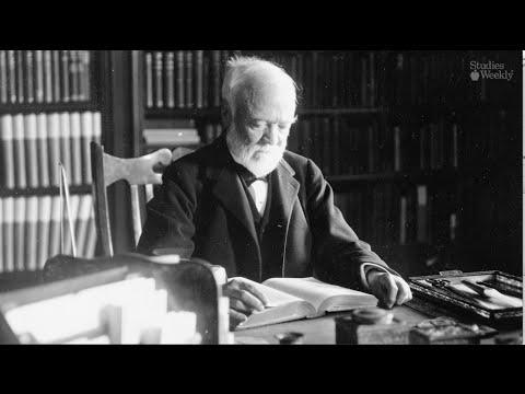 Andrew Carnegie (Español)