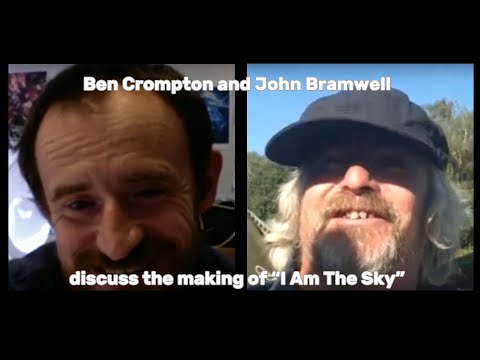 """John Bramwell and Ben Crompton - """"I Am The Sky"""" Behind the Scenes Interview"""