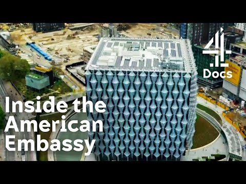 Donald Trump's Man In Britain | Inside The American Embassy