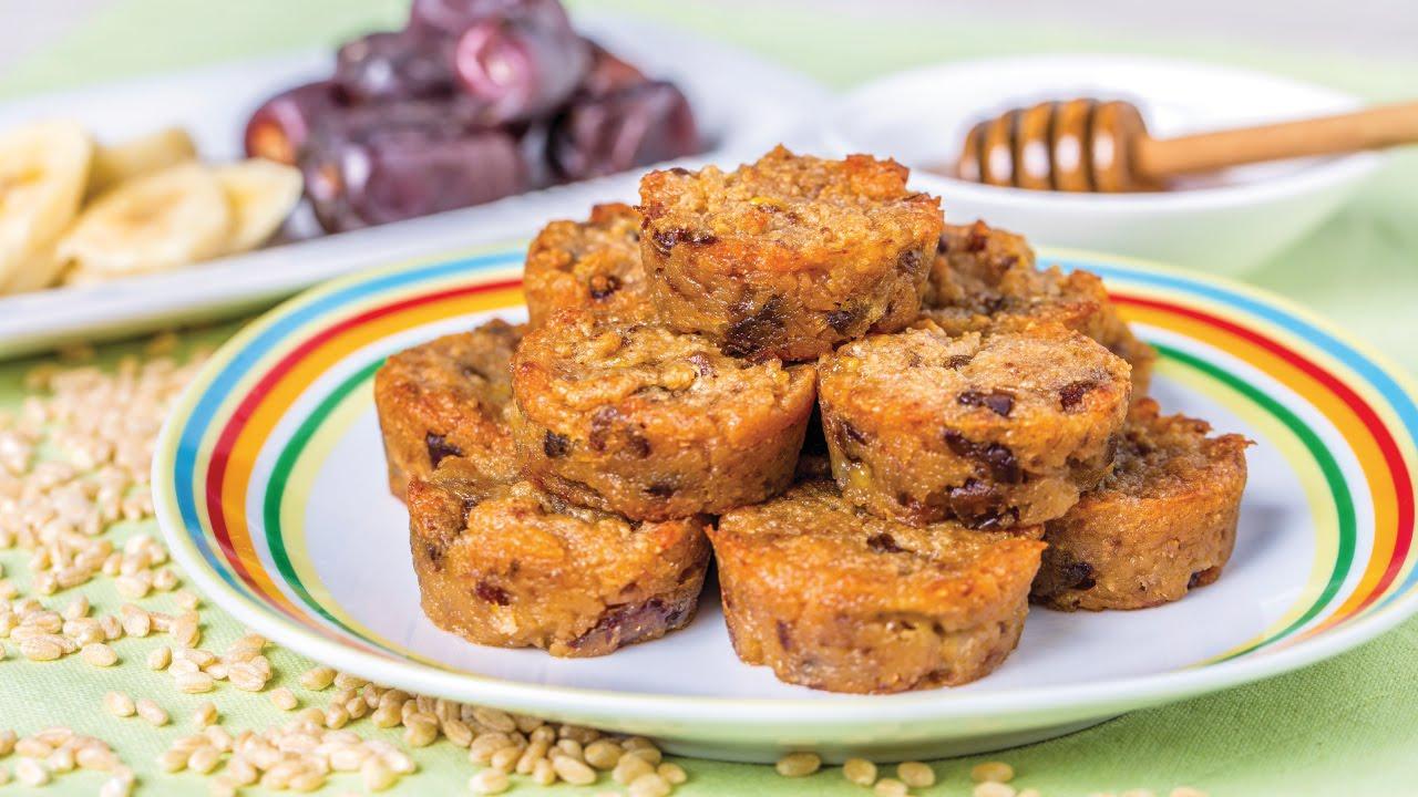 Resipi Makanan Bayi: Kek Pisang & Kurma CERELAC bersama MasterChef Dr  Ezani