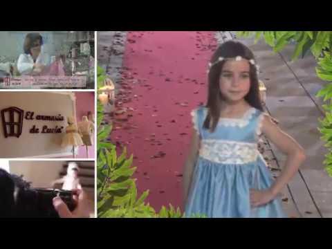 El Armario De Lucia Desfile De Moda Youtube