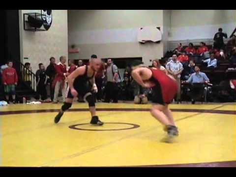 2010 Ontario Junior Championships: 66 kg Adam Argue vs. Brendon Scott