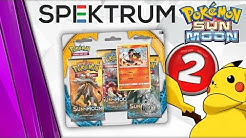 Pokémon: Sun & Moon - Litten Blister Pack II