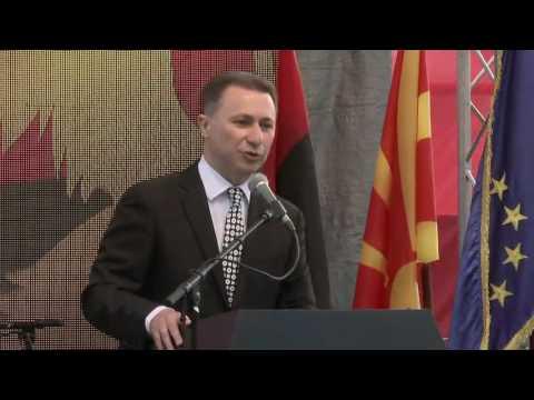 Никола Груевски - 27 години ВМРО-ДПМНЕ