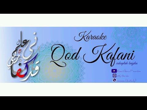 Karaoke Qod Kafani (arabian + Hadroh + Band)