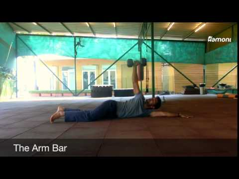 #FitnessFriday- The Arm Bar