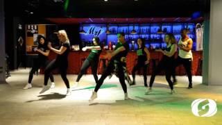 LOS 4 - El camino a ti - Salsation® Choreography by SMT Roxana Rodriguez