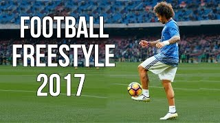 Football Freestyle Skills 2017 HD