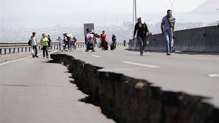 5 قتلى على الاقل في زلزال بقوة 7.3 درجات يهز وسط تشيلي