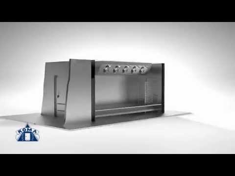 KOMA - Industrial Blast Freezer