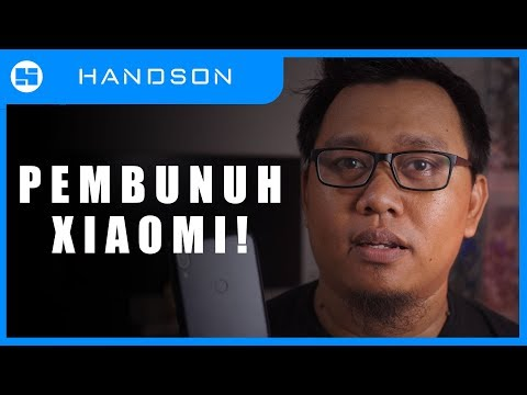 PEMBUNUH XIAOMI REDMI NOTE 5! // Hands On ASUS ZenFone Max Pro (M1)