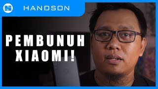 PEMBUNUH XIAOMI REDMI NOTE 5  Hands On ASUS ZenFone Max Pro M1