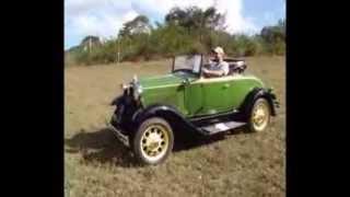 Museu do Automóvel da Estrada Real - Bichinho - (Prados - MG)